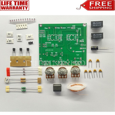 $ CDN25.19 • Buy Latest Version QRM Eliminator X-phase 1-30MHZ HF Bands Amplifier Parts For SDR