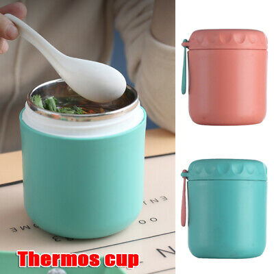 AU16.99 • Buy Warmer Lunch Box Kids Adult School Portable Thermal Insulated Hot Food Container