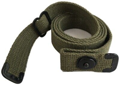 $22.35 • Buy M1 M-1 Carbine US Army WWII Reproduction Canvas 1.00  Rifle Sling OD Green