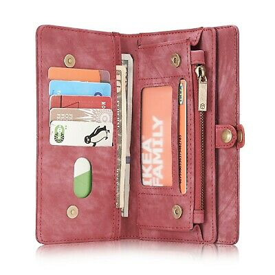 $ CDN61.21 • Buy CaseMe Samsung Galaxy S8 Plus Case, Leather Wallet With Magnetic Phone Case W...