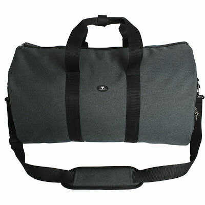 2-in-1 Travel Luggage Suit Garment Carrier Overnight Bag Suitbag Holdall Cabin • 15£
