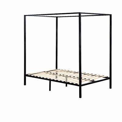 AU787.35 • Buy 4 Four Poster Queen Bed Frame