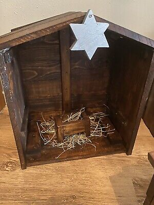 £29 • Buy Nativity Stable And Manger