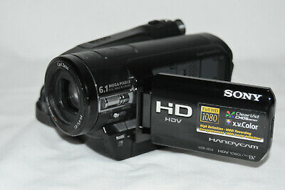 Sony HDR-HC9E PAL Full HD , HDV Camcorder Handycam +DV-IN/OUT • 319.99£