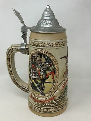$ CDN42.34 • Buy Budweiser Beer Lidded Stein Anheuser Busch Limited Edition N Series Bavarian Mug