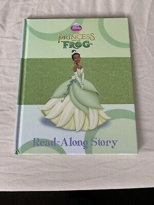 Disney Princess And The Frog Read Along Story • 0.99£