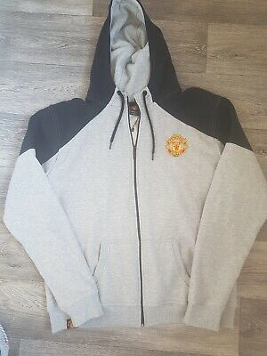 Manchester United Hoodie Mens XL Official MUFC Merchandise • 15.99£