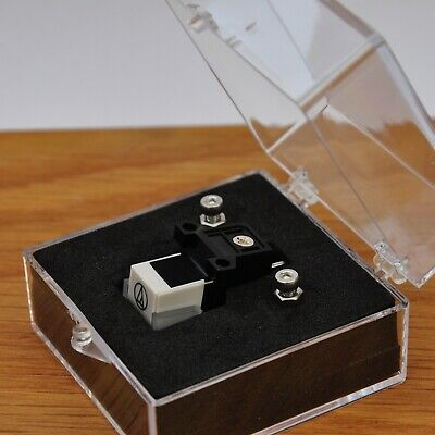 £19.99 • Buy AT-3600L Diamond Stylus Replacement Turntable Cartridge + Fixing Nuts & Bolts UK