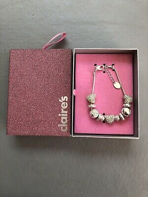 Claires Accessories Braclet Charm In Box Rrp £8 New • 5£