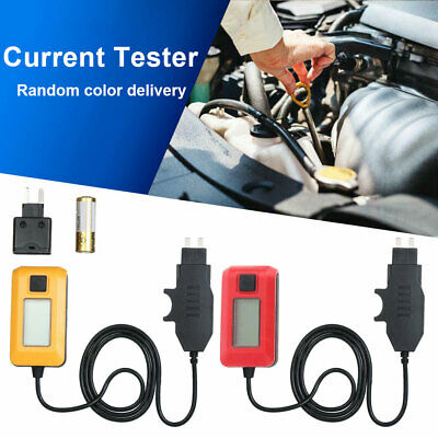 AU27.95 • Buy Automotive Current Tester AE150 Fuse Buddy Tester Fault Finding With LCD BR