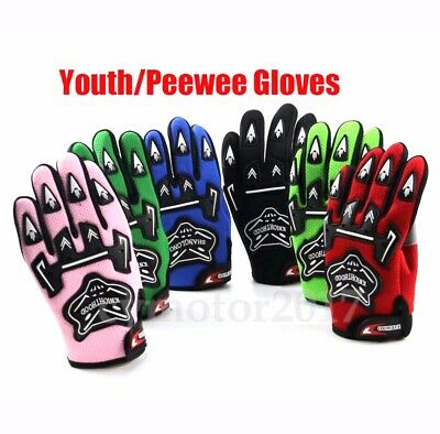AU14.88 • Buy Kids Bike Gloves Children Motorcycle Gloves MX Motorbike Motocross MX MTB