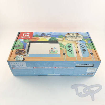 $ CDN437.23 • Buy Nintendo Switch Console Animal Crossing: New Horizons Special Edition New