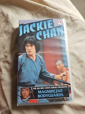 $ CDN8.84 • Buy Magnificent Bodyguards Jackie Chan Vhs