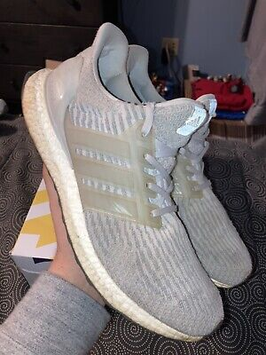 $ CDN137.84 • Buy Men's Adidas Ultra Boost 3.0 Athletic Running Shoes Clear Grey Size 10.5 BB6059