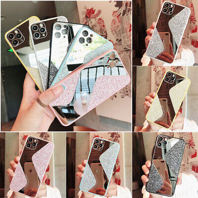 $ CDN6.26 • Buy Glitter Bling Mirror Phone Case For Samsung Galaxy S8 S9 S10 S20 A70 A81 Note 20