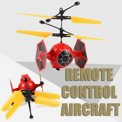 AU10.18 • Buy Toys For Boys Age 3-10 Year Old Kids Flying Mini Drone UFO Induction Aircraft