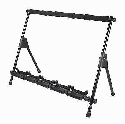$ CDN188.29 • Buy NEW! Reunion Blues RBXS Multi Guitar Stand (holds 5) RBXS-M5G