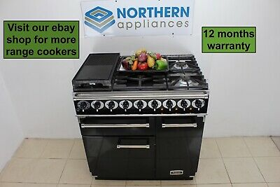 Falcon Range Cooker Dual Fuel 90cm Available In Any Colour In Good Order D01 • 1,599£