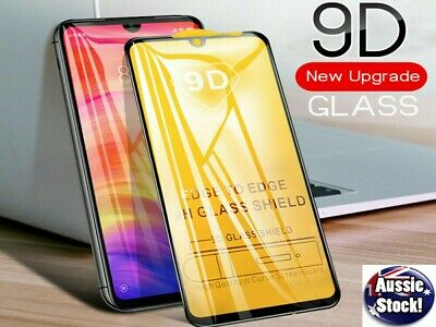 AU5.95 • Buy For Xiaomi Poco F2 Pro X3 F1 Full Coverage 11D Tempered Glass Screen Protector