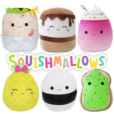AU29.95 • Buy Squishmallows - Cuddle & Squeeze Super Soft 12  Squishy Plush Toy **FREE DELIVER
