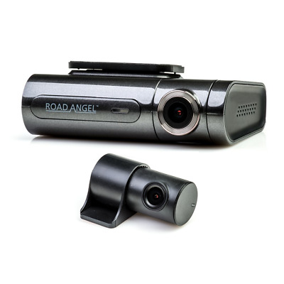 AU310.80 • Buy Road Angel Halo Pro/Aura HD3 Front And Rear Dash Cam With WiFi & GPS