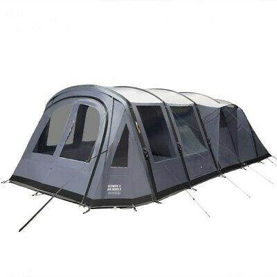 Vango Keswick Ii 600dlx Air Tent Deluxe 600 XL Large Family Tent  • 1,100£