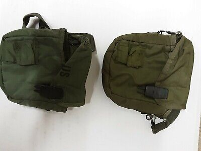 $ CDN22.96 • Buy US Military Collapsible Water Canteen Cover, OD Green, 2 Qt, W/sling, $18.99 EA.