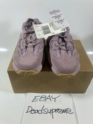 $ CDN567.03 • Buy Adidas Yeezy 500 Soft Vision Size 10K Infants 100% Authentic!