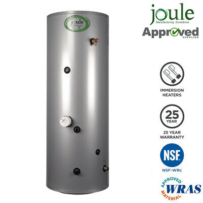 £683 • Buy Joule Cyclone Unvented 300L Indirect Cylinder Standard 25 Year Warranty