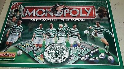 £49.99 • Buy Collectible Glasgow Celtic Monopoly Football Sealed Board Game