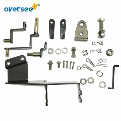 AU118.82 • Buy Remote Control Attachment Kit For 9.9HP 15HP Yamaha Outboard Motor 63V-48501-00