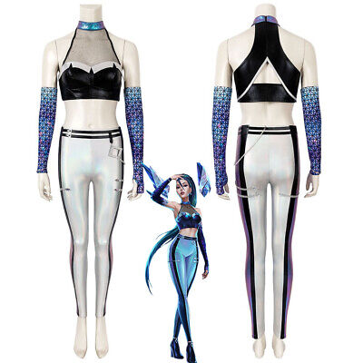 $ CDN79.93 • Buy League Of Legends LOL KDA ALL OUT Skin Kaisa Costume Cosplay Suit