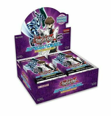 YuGiOh! Speed Duels: Attack From The Deep Booster Box - 36 Packs - NEW Sealed!! • 33.95£