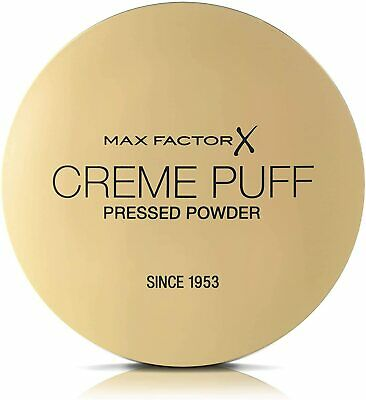 £4.75 • Buy Max Factor Creme Puff Pressed Powder Compact 21 G  - Select Shade