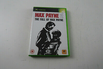 XBOX Game Max Payne 2  Tested & Working VGC • 7.99£