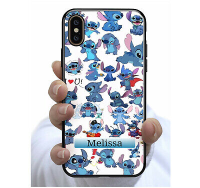 £5.99 • Buy Personalised Name Stitch Phone Case Cover For Apple IPhone Samsung Galaxy  #53