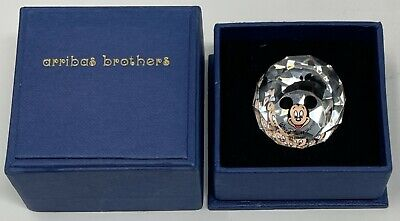 £49.55 • Buy WALT DISNEY WORLD Mickey Mouse ARRIBAS BROTHERS Crystal Ball Paperweight W/ Box