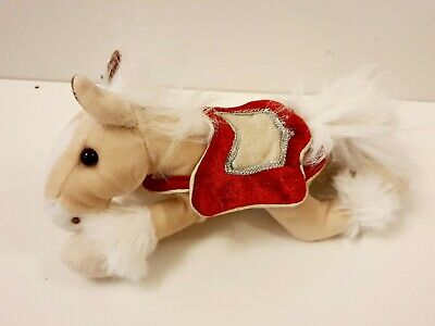 Tesco Pip The Pony Chilly And Friends Plush Comforter 2003 • 6£