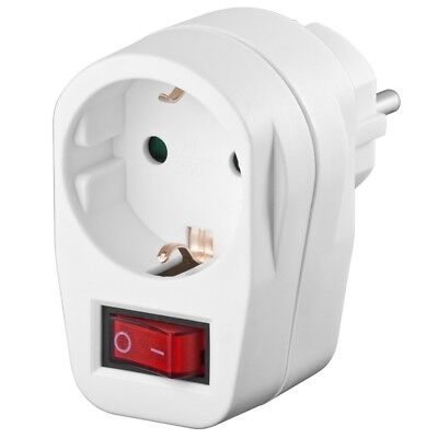 £5.20 • Buy Power Switch Socket Switch Saving Switch For Sockets On Off Switch