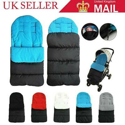 £10.99 • Buy Universal Baby Toddler Footmuff Cosy Warm Toes Apron Liner Buggy Pram Stroller