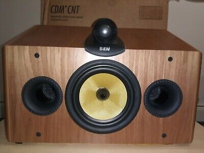 $ CDN609.43 • Buy B&W CDM-CNT Center Channel Speakers