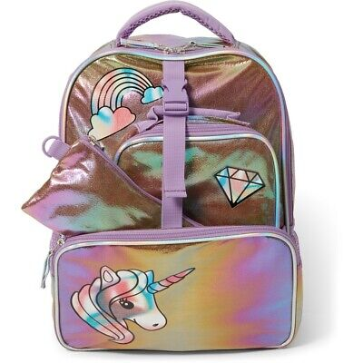 AU20 • Buy Ombre Unicorn 5 Piece Backpack - Multi