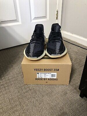 $ CDN355.77 • Buy Adidas Yeezy Boost 350 V2  Carbon  FZ5000 Mens Size 12 - BRAND NEW
