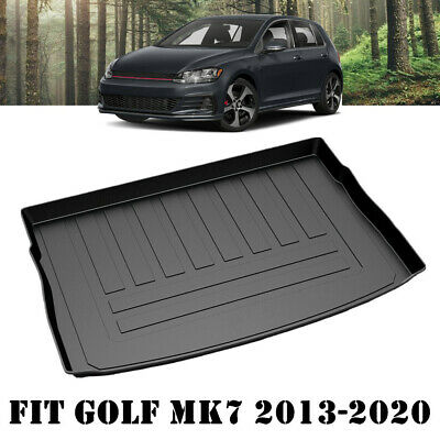 AU44.95 • Buy Cargo Mat Boot Liner Luggage Tray For Volkswagen VW Golf MK7 7.5 GTI R 2013-2020