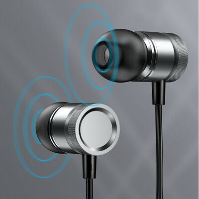 UK Wireless Headphones Earphones Stereo Earbuds In-Ear Sports For Samsung IPhone • 3.17£