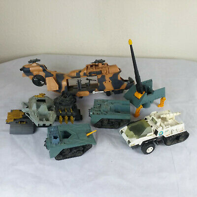 $ CDN97.04 • Buy GI JOE Vintage Hasbro Vehicle Lot Tomahawk Helicopter ACCEPTABLE CONDITION AS-IS