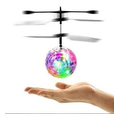 AU16.37 • Buy Toys For Boys Age 3 4 5 6 7 8 9 10 Year Old Mini Drone LED Light Up Flying Ball