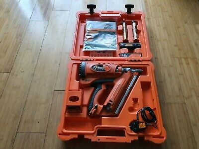 Paslode Im350+ Plus Nail Gun Sold With 2 Battery • 320£
