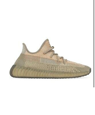 $ CDN283.66 • Buy NEW Yeezy 350 V2  Sand Taupe . Size 7, 8, 11, 12, 13. FZ5240. IN HAND.