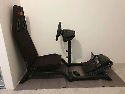 AU1000 • Buy Next Level Racing Simulator   G29 Logitech Steering Wheel And Pedals